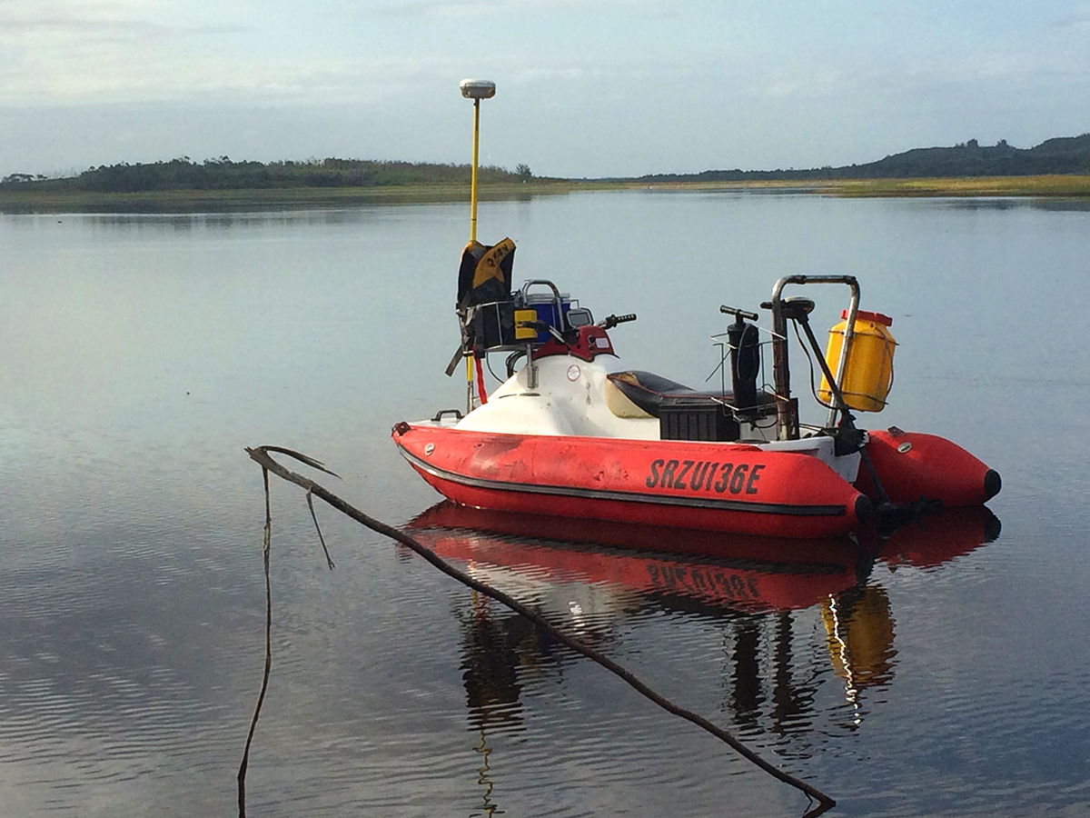 Hydrographical Surveys